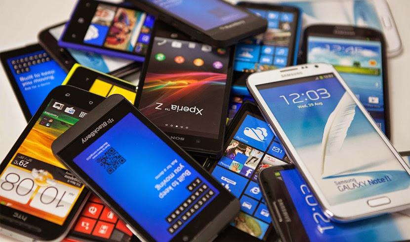 smartphones in asia