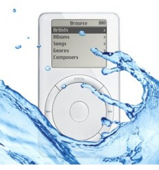 ipod-classic-2nd-gen-water-damage-repair-service