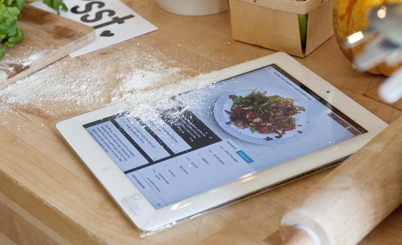 Aplicaciones para cocinar como un profesional