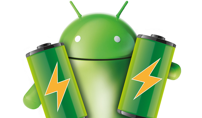 android batería