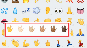 emoji-saludo-vulcano