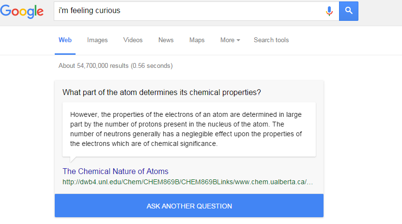 googlecurious