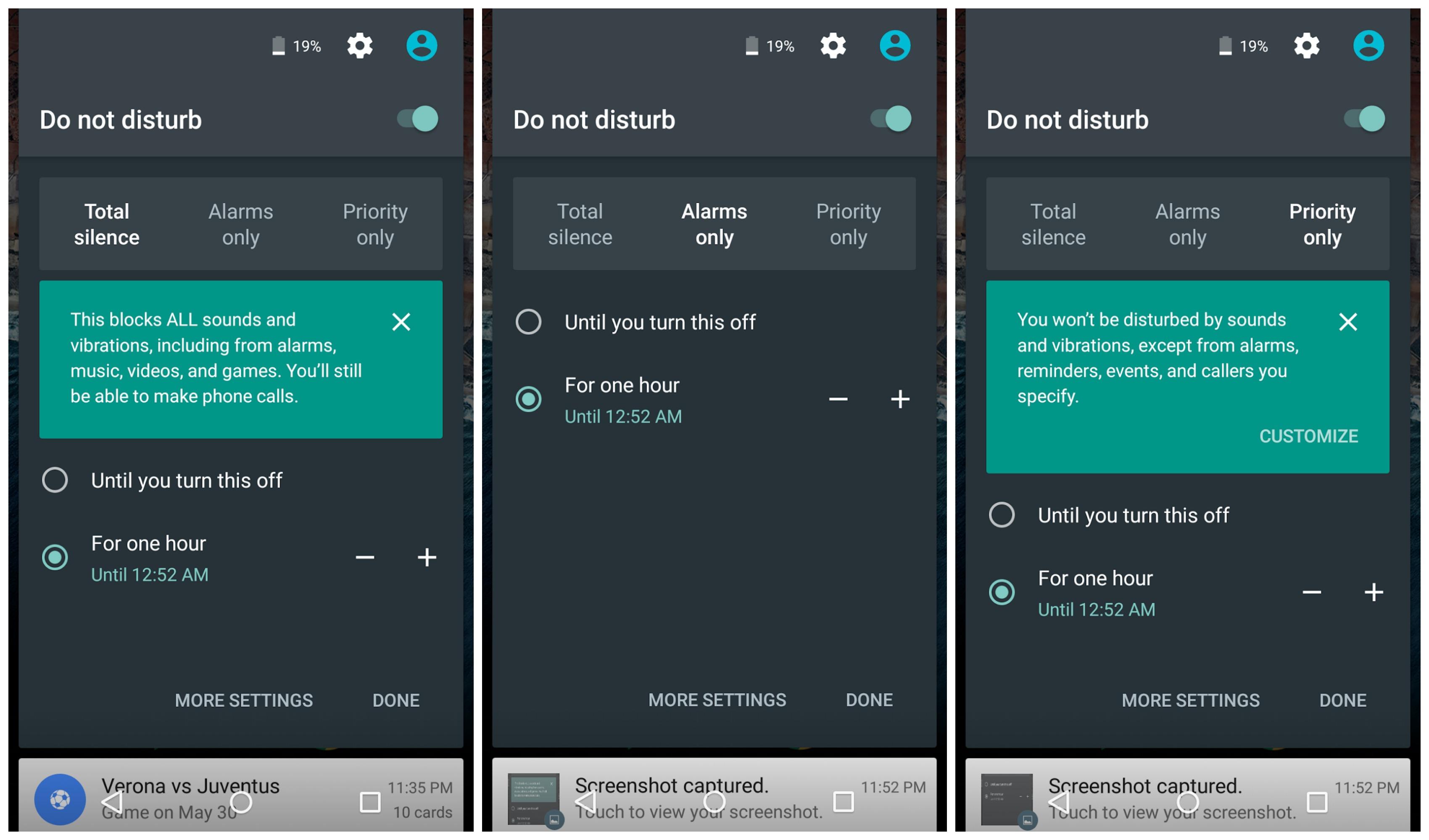 Android M simplifica enormemente los controles de volumen, una de las quejas de los usuarios en Android Lollipop.