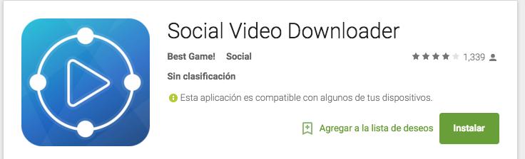 socialdownloader