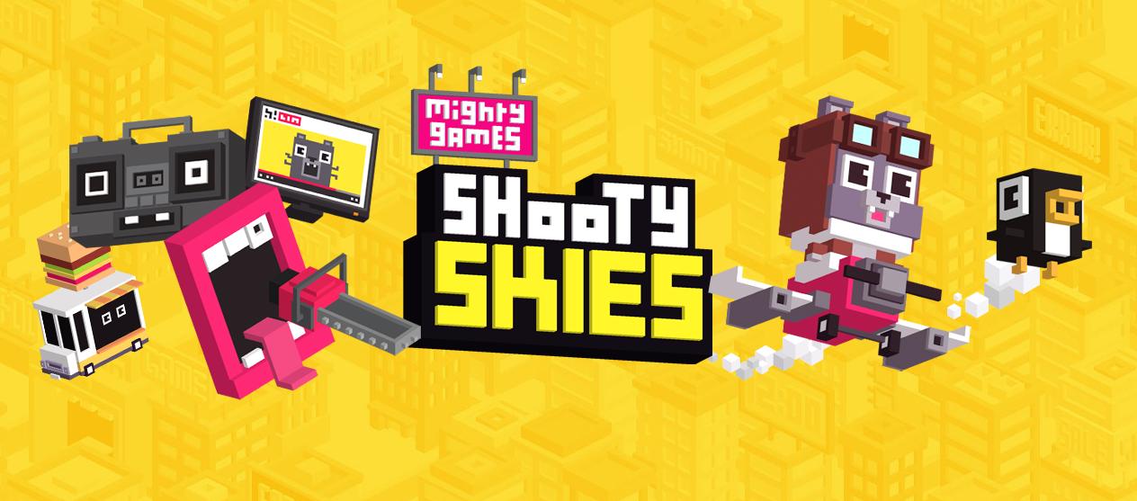 Shooty Skies Arcade