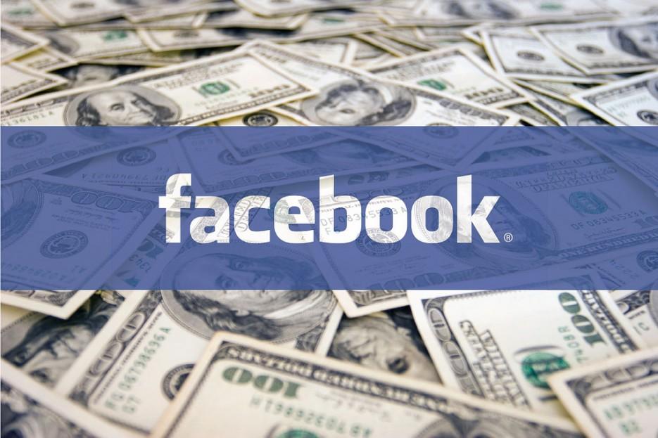 facebook ingresos