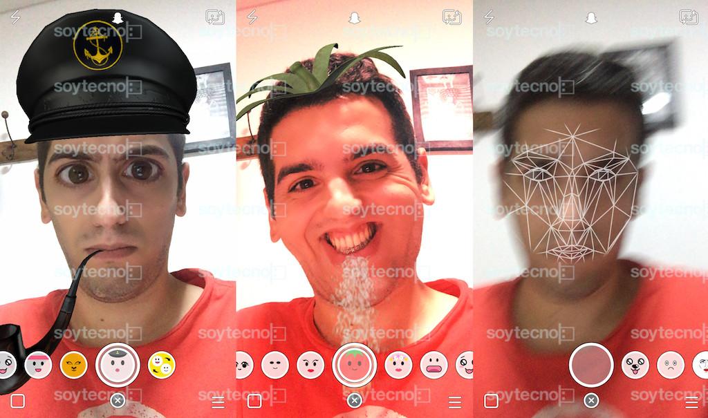 snapchat_mascaras