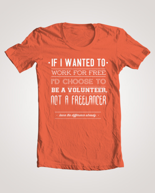 Remera-Freelancer