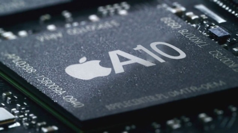 chipset a10 iphone 7