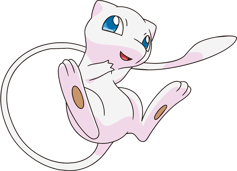 Coloring Pages Of Mew