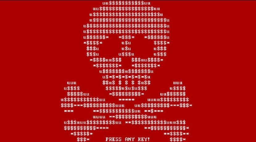 ransomware virus