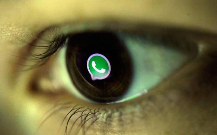 whatsapp web espía