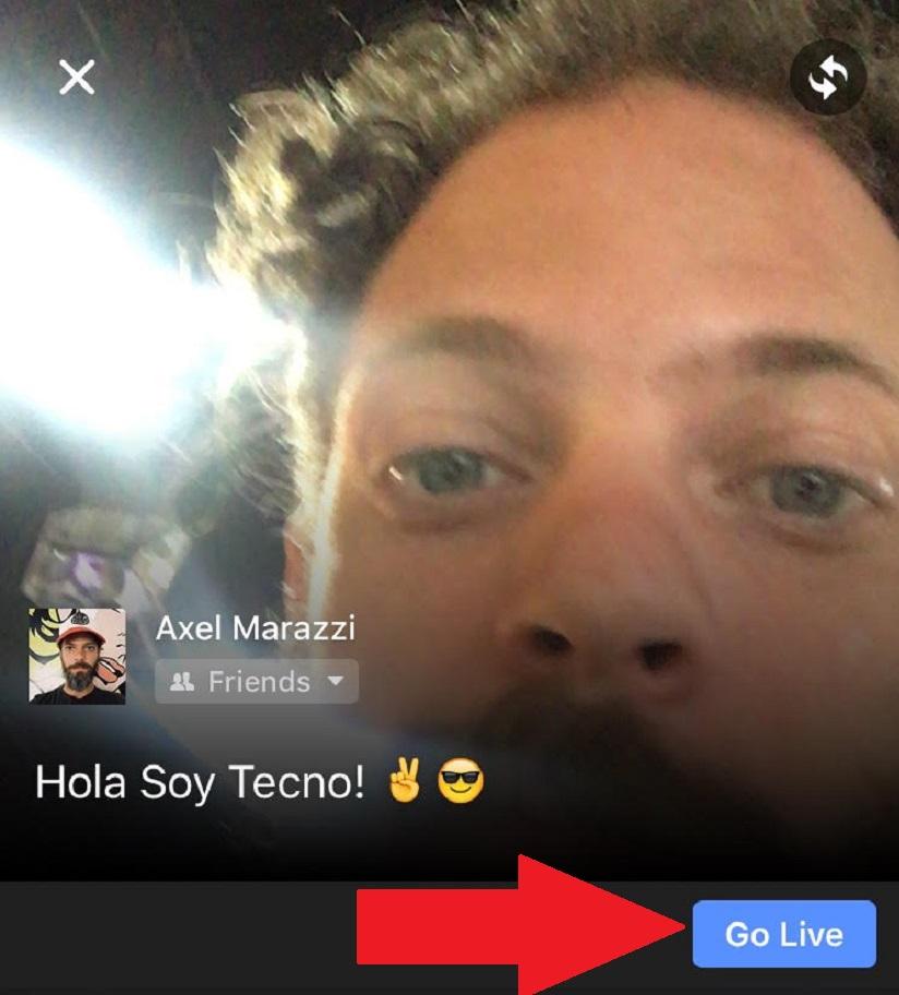 Facebook Live 3