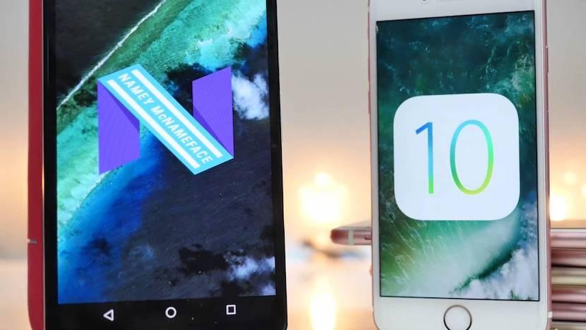 Android vs iOS ¿cuál es el mejor sistema operativo?