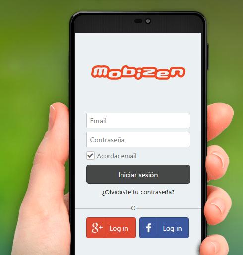 mobizen-registro