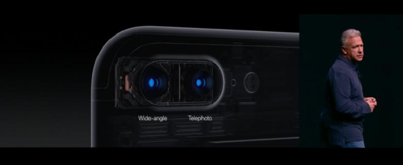 camara iPhone 7 Plus