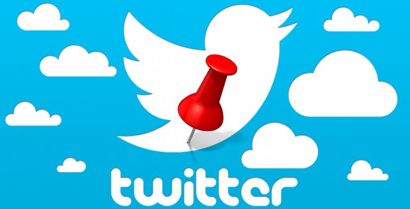 fijar tweets en Twitter para android o ios