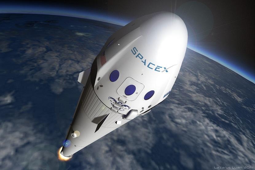 llegada a marte de spacex en 2022