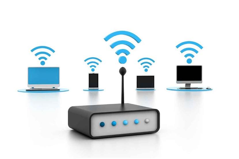 conexiones Wi-Fi y Bluetooth