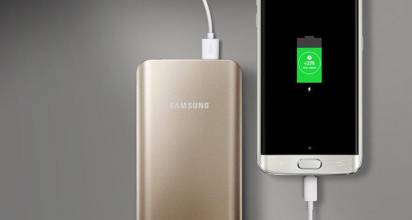 carga rápida en los teléfonos móviles