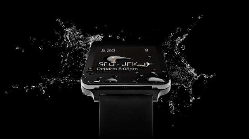 smartwatch resistentes al agua