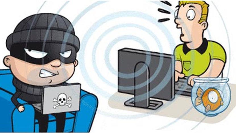 errores habituales: Wi-Fi abierto