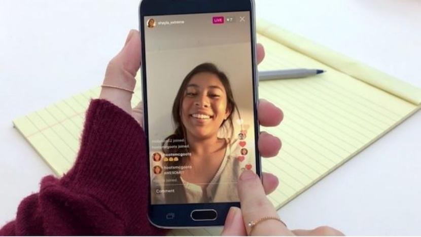 Instagram videos en directo