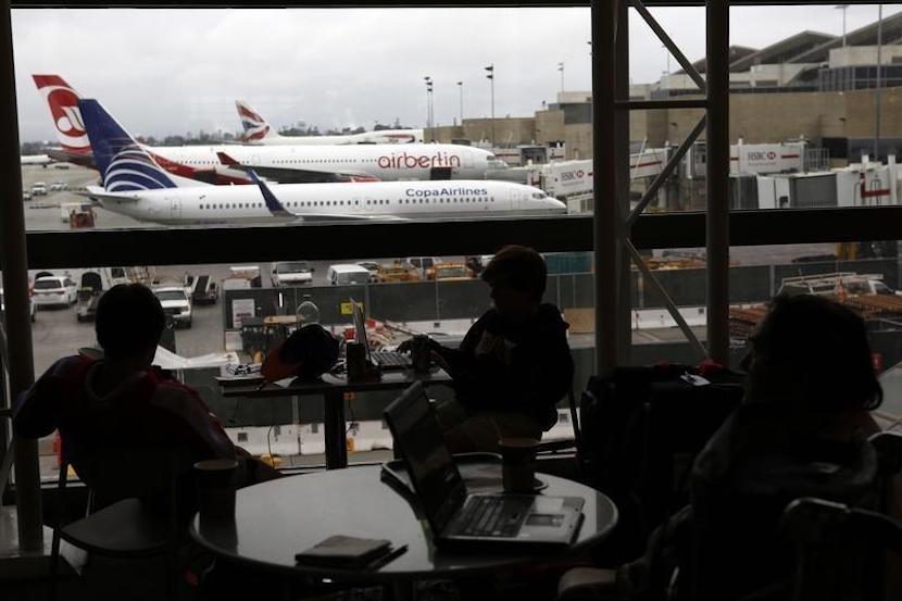 los 10 aeropuertos con mejor red Wi-Fi