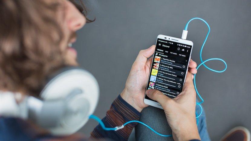 reproductores premium para Android