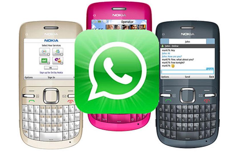 WhatsApp y su compatibilidad en 2017