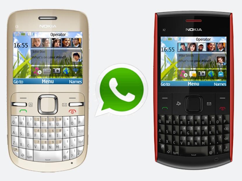 compatibilidad de WhatsApp