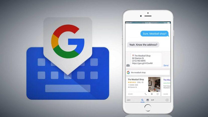 teclado Google-Gboard