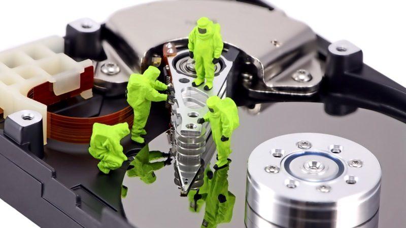 disco duro y su mantenimiento