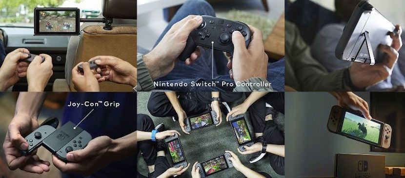 Joycon Nintendo Switch