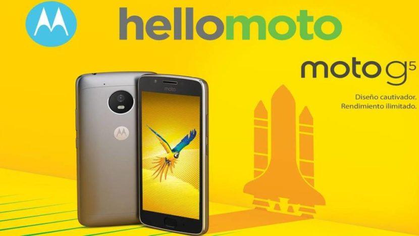Moto G5 y Moto G5 Plus