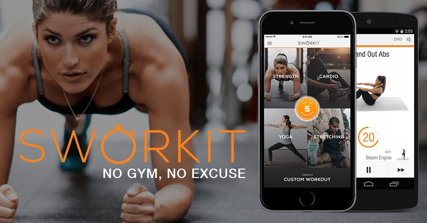 5 apps para hacer ejercicio