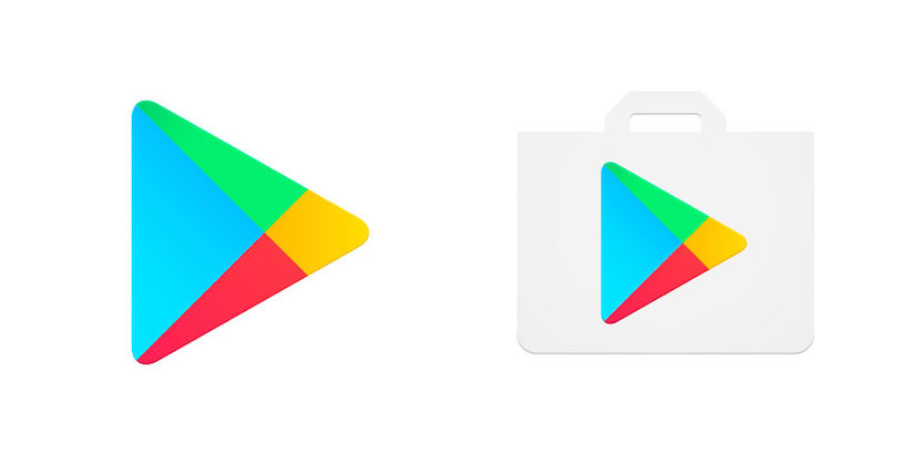 icono nuevo Google Play Store