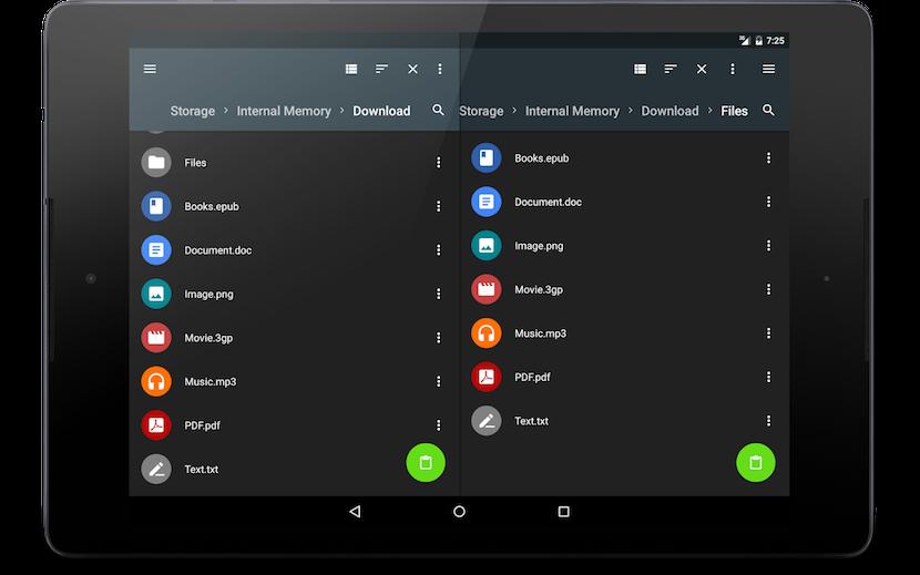 """Gestor de archivos  De nombre directo y sencillo, """"Gestor de Archivos"""" (File Manager) es una aplicación bastante reciente que ofrece las mejores funciones en administración de archivos, desde las más básicas a funciones de almacenamiento en la nube, compatibilidad con NAS y más. Incluso podrásnavegar por tus aplicaciones, tu música y tus vídeos. Para colmo, es gratis, sin compras dentro de la app y sin publicidad."""