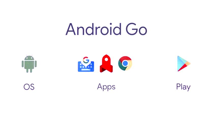 Android Go presentado en Google I/O 2017