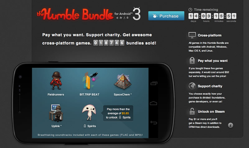 humble dundle