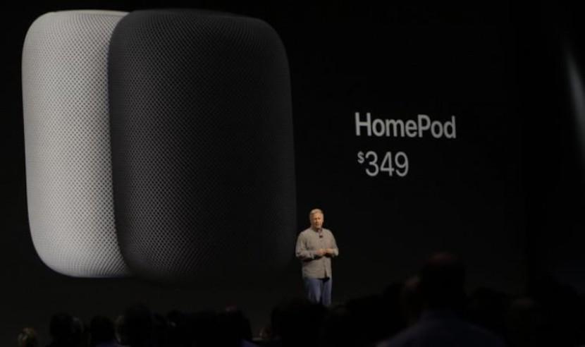 HomePod el parlante de Apple desde 349 euros