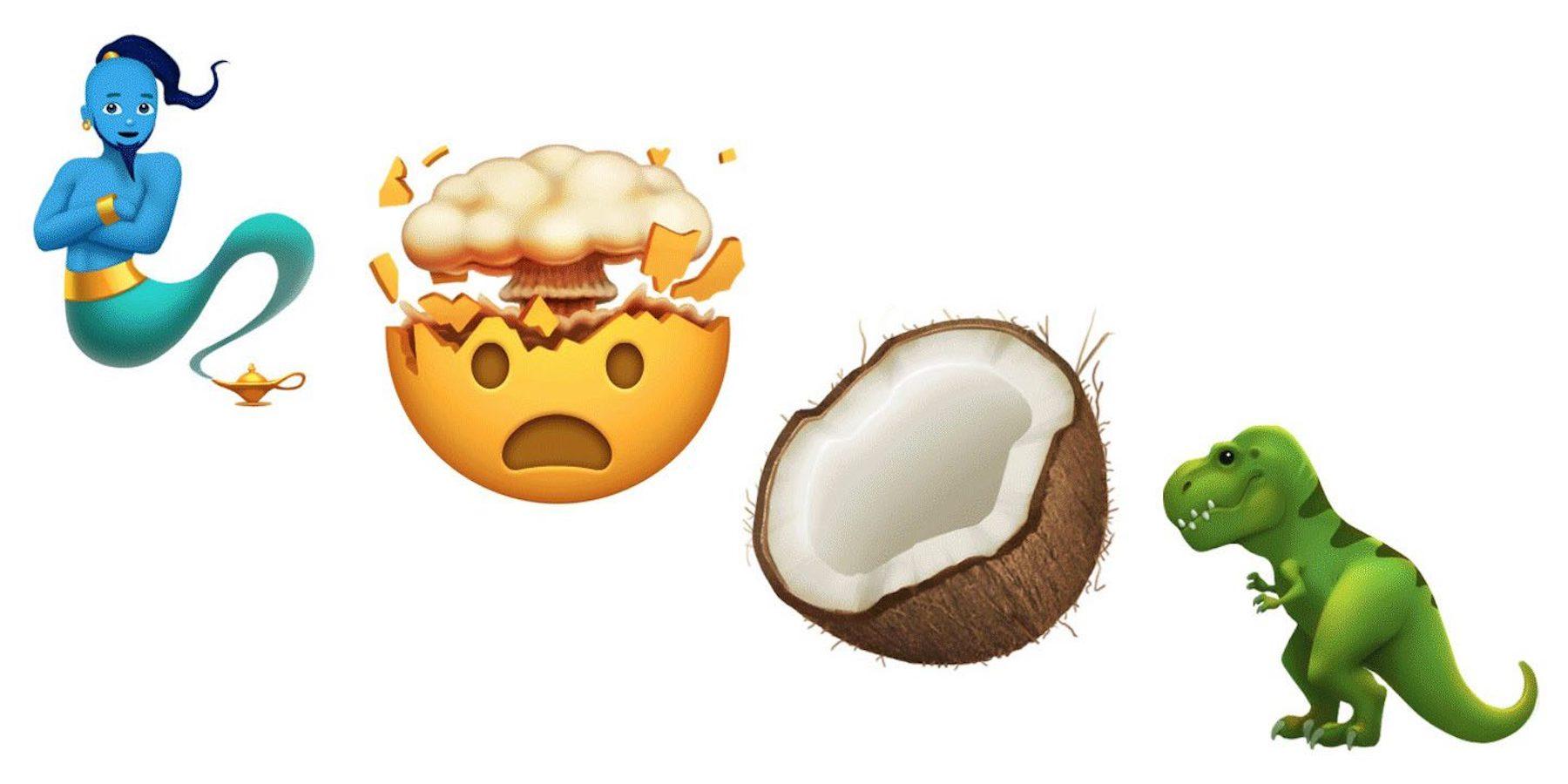 nuevos emoji en los próximos meses