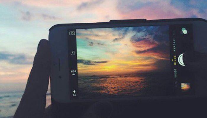 aplicaciones de fotos celular