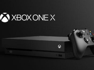 xbox one x más novedades