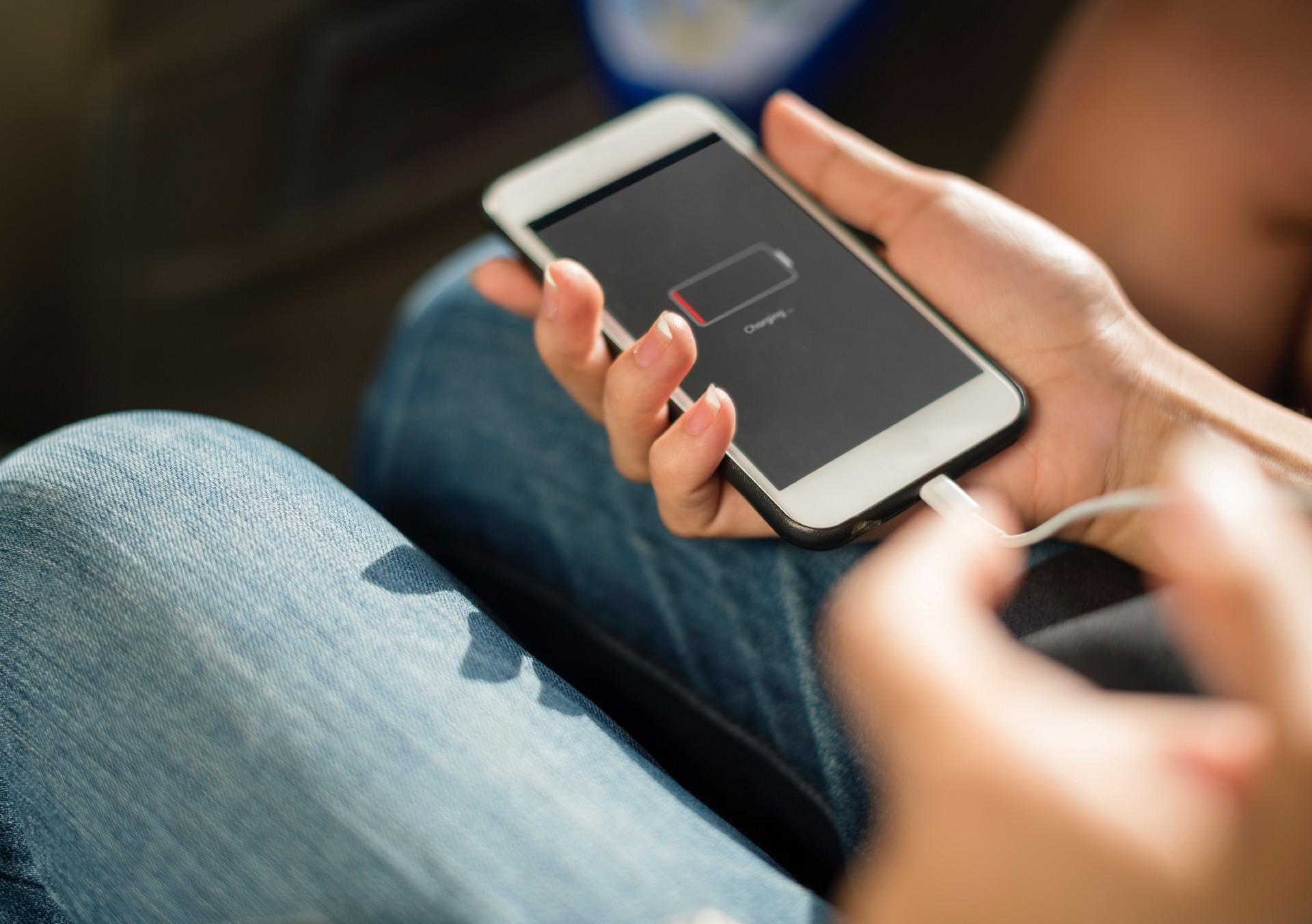 Resultado de imagen para bateria de los celulares