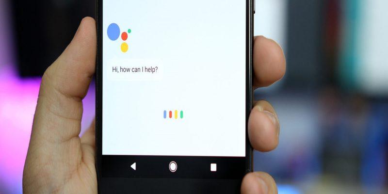 google assistant 2017