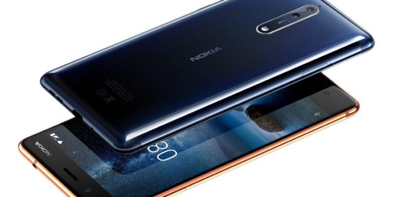 portada Nokia 8