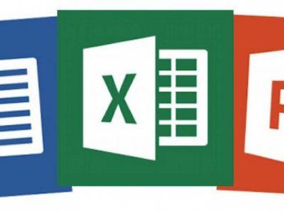 Word y Excel
