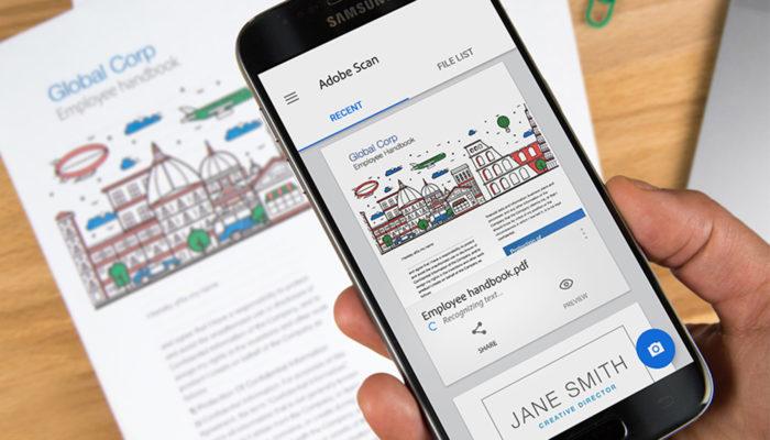 Android escáner
