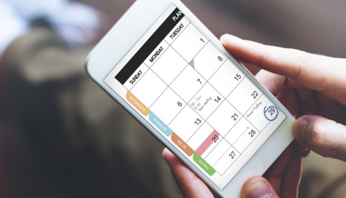 calendarios Android